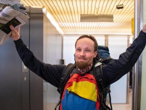 Regierung: Journalist Six nach Haft in Venezuela wieder in Deutschland
