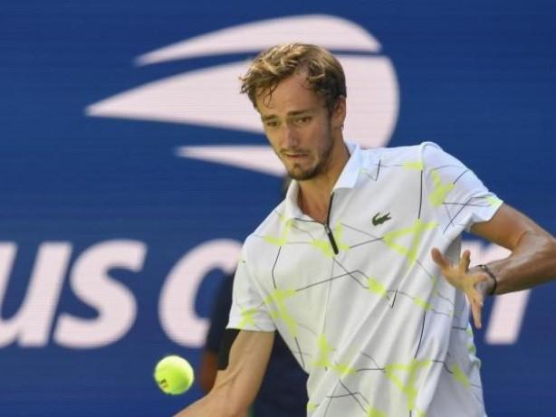 Für ATP Finals qualifiziert: Russe Medwedew setzt Siegeszug bei US Open fort