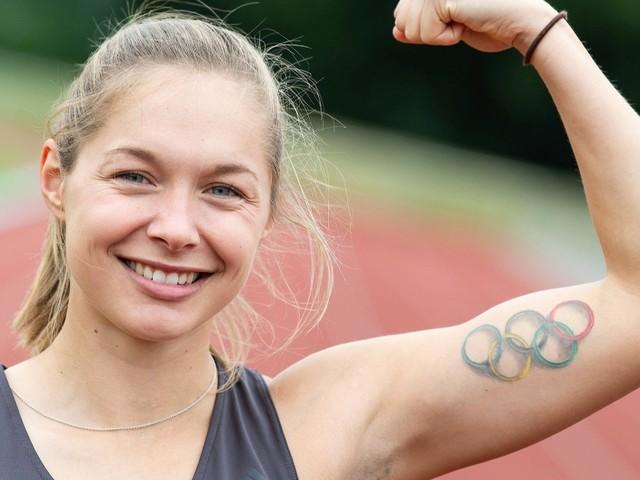 Deutsche Olympia-Sprinterinnen: Lückenkemper darf auf Start hoffen