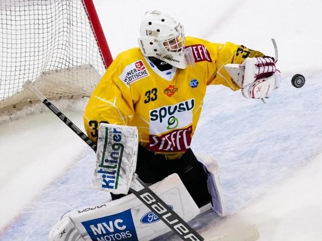 """Eishockey-Talent Wraneschitz: """"Es war einfach geil"""""""