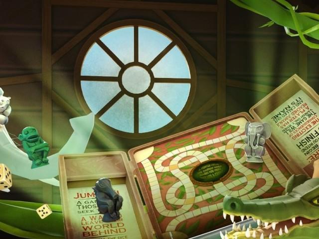 Jumanji: The Curse Returns - Das verfluchte Brettspiel ist zurück
