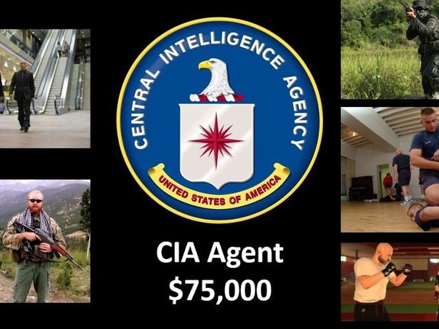 Die CIA sucht Russischsprecher als Agenten