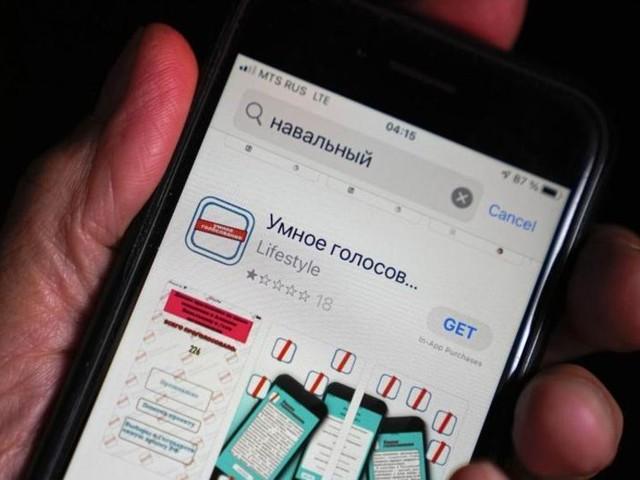 Google und Apple entfernen Nawalnys Protestwahl-App