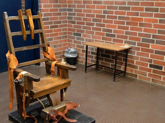 Todesstrafe in South Carolina: Erschießung oder elektrischer Stuhl?
