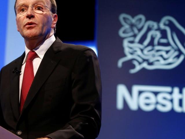 Nestle startete mit Schwung ins Jahr
