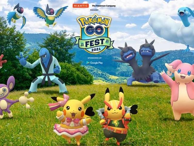 Pokémon GO: Leak zum GO Fest 2021 zeigt, welche Features kommen könnten