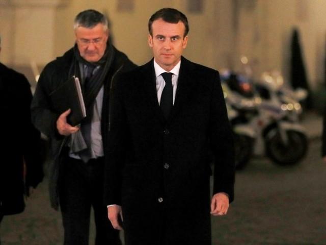 Macron und der Anschlag von Straßburg: Die Stunde des Präsidenten