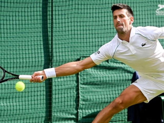 Jagd nach 20. Titel: Djokovic zog ins Wimbledon-Achtelfinale ein