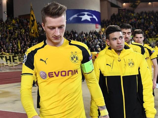 Champions League: Borussia Dortmund verliert gegen den AS Monaco im Viertelfinale