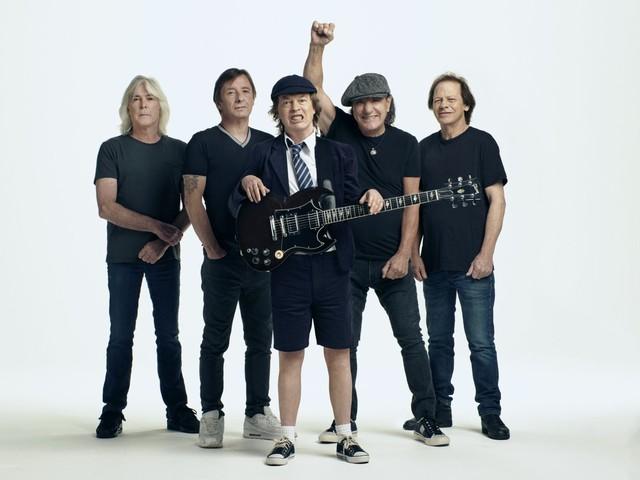 Neuigkeiten von AC/DC, Sleater-Kinney, Manchester Orchestra und vielen weiteren...