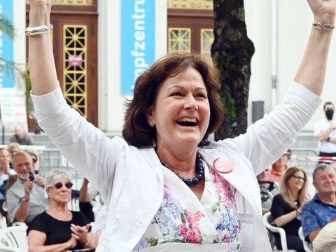 Jubel in Baden-Baden nach Auszeichnung als Welterbe