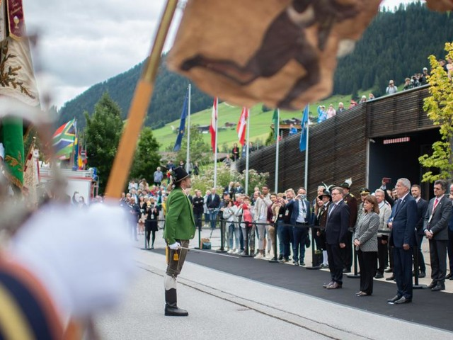 """""""Alpbach-Deklaration"""" mehrerer Länder zur Zukunft der EU geplant"""