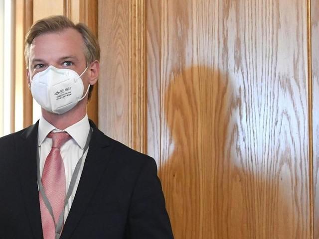 """Sidlo vor U-Ausschuss: """"Habe meine Karten auf den Tisch gelegt"""""""