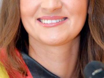 Kraft schöpfen mit Miss Germany
