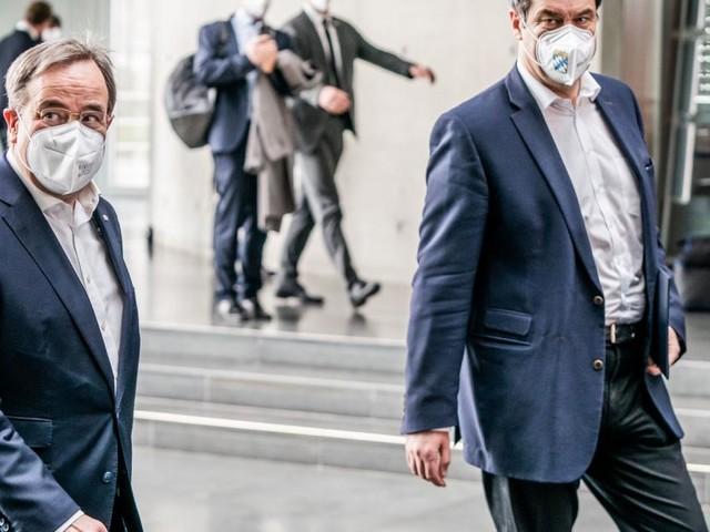 Tage des Donners: Die Gräben zwischen CDU und CSU werden tiefer