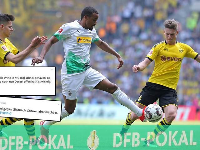Favre und Hazard treffen mit BVB auf Gladbach - So reagiert das Netz