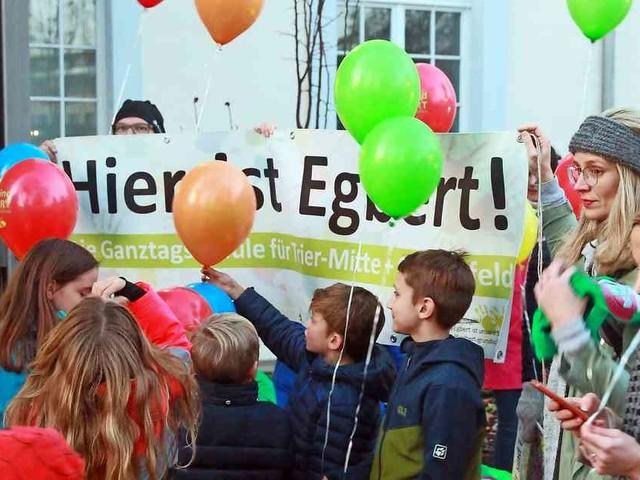 Egbert-Grundschule schürt die Emotionen