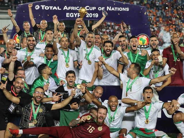 1:0 im Finale gegen Senegal: Algerien gewinnt den Afrika-Cup