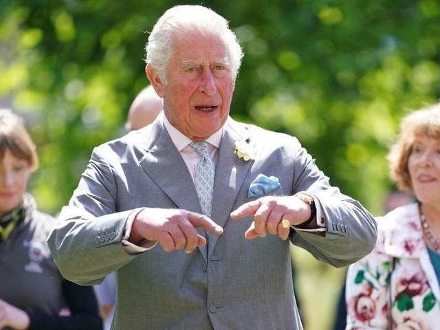 Prinz Charles: Erste Worte übers Enkerl Lilibet Diana