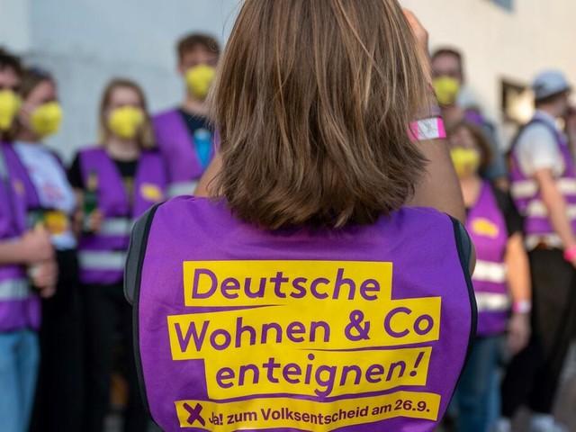 Berlin: Mehrheit für Berliner Volksentscheid zu Enteignungen zeichnet sich ab