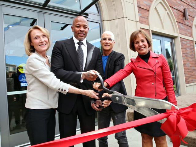 Dr. Dre und Jimmy Iovine eröffnen eine High School in Los Angeles