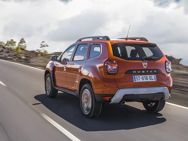 Frischekur für den Dacia Duster