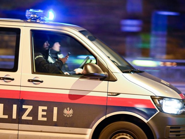 21-Jähriger verletzt Mann und zwei Polizisten in Wien