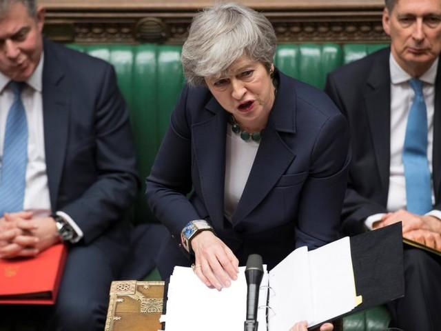 May: Dritte Abstimmung über Brexit-Vertrag könnte ausfallen