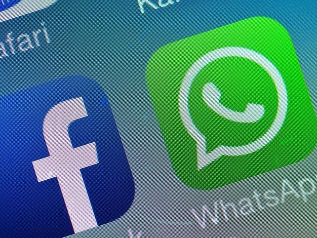 Soziale Netzwerke offline: Whatsapp und Instagram nicht erreichbar