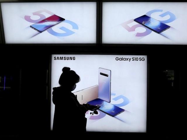 Galaxy S10 5G: Samsung kündigt erstes 5G-Smartphone für Juni an