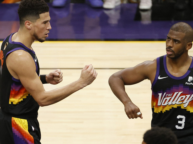 NBA: Positiver Corona-Test: Suns-Star fällt aus