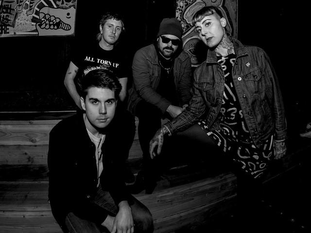 "VISIONS Premiere: Neighborhood Brats streamen vorab neues Album ""Confines Of Life"""