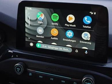 Neues Update: Android Auto nun in übersichtlicher Kachel-Optik!