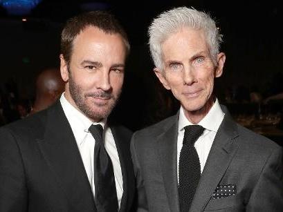 Modedesigner Tom Ford trauert um seinen Ehemann Richard Buckley