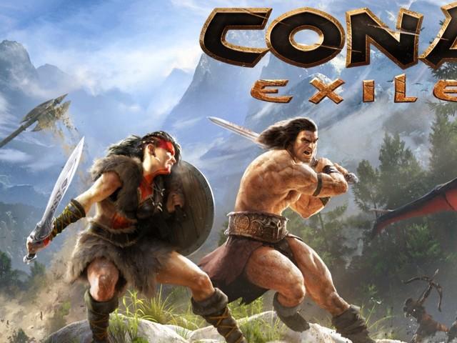 Conan Exiles: Isle of Siptah erscheint Ende Mai; Hauptspiel bald im Xbox Game Pass