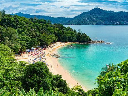 """Phuket: """"Sandbox-Plan"""" für Geimpfte"""
