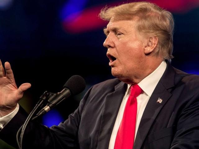 """Bericht: Trump wollte Wahl offiziell für """"korrupt"""" erklären lassen - """"Überlasst mir den Rest"""""""