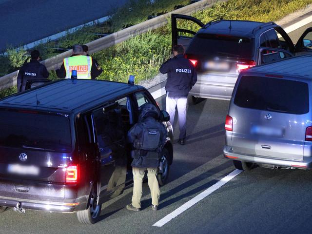 Bayern: Fahrgäste in Bus bedroht – Vorfall auf A9 war keine Geiselnahme