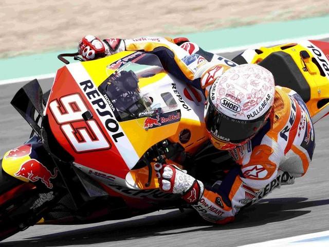 MotoGP-Star Marquez kehrt in Portugal auf die Rennstrecke zurück