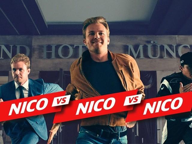 Nico vs. Nico vs. Nico | Berlin und München mit der DB ab Dezember in unter 4 Stunden