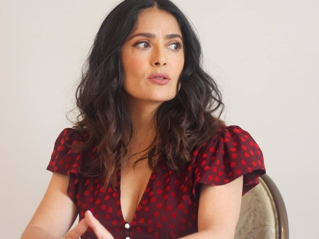 "Salma Hayek über Harvey Weinstein: ""Er war mein Monster"""