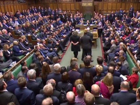 Britisches Parlament sichert sich Veto-Recht gegen Brexit-Abkommen