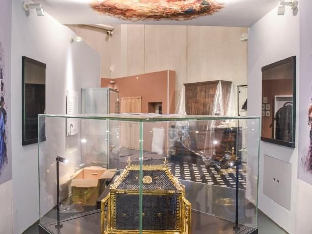 Kultur : Neues Schloss- und Beschlägemuseum gewährt erste Einblicke