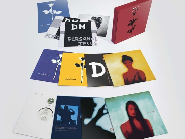 Review: Depeche Mode :: Violator – The 12′′ Singles