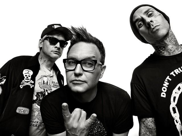 Blink-182-Frontmann Mark Hoppus hat Krebs, teilt Foto von Chemotherapie
