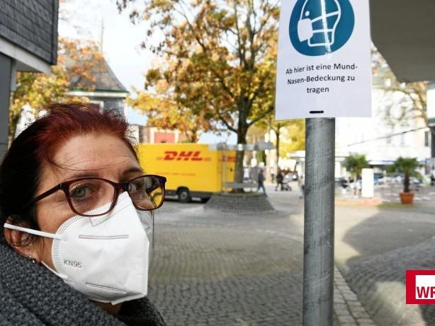 Pandemie: Corona: Warum gilt nur in Schwelm die Maskenpflicht?