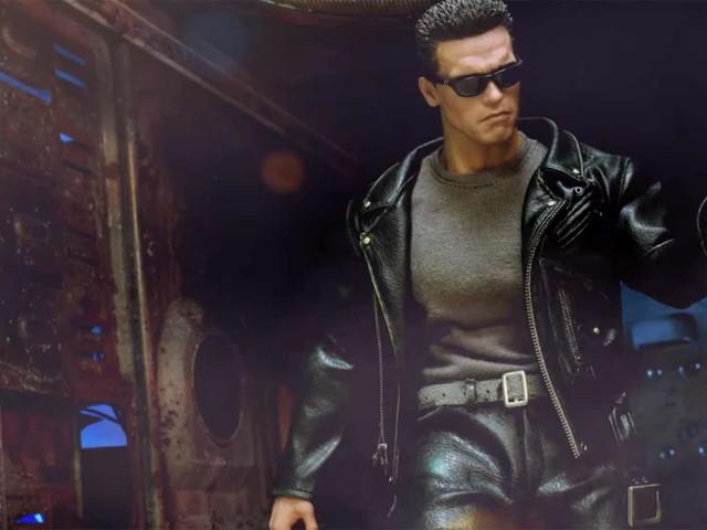 Terminator vs. Wolverine & Machete