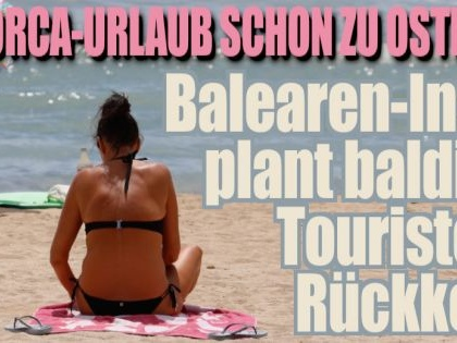 Reisen trotz Corona-Pandemie: Mallorca-Ferien schon zu Ostern? DAS steckt hinter den Plänen