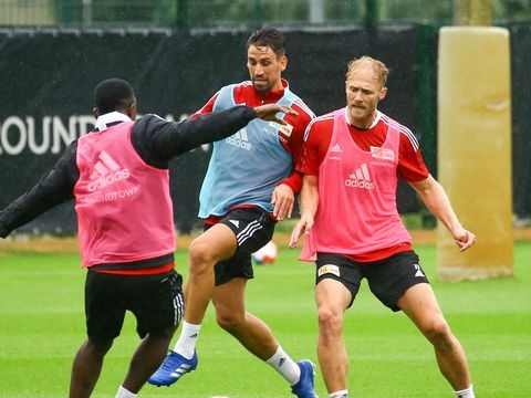 Saisonvorbereitung: Union gewinnt Testspiel gegen Nizza