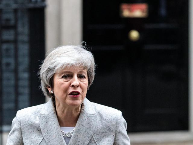 Brexit: Wie Theresa May ihre bisher gefährlichste Woche überstand